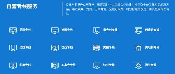 CNE递一物流完成数亿元A轮融资,致力于打造一流跨境物流科技企业